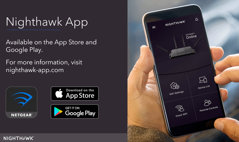 NIGHHAWK APP-ROUTERLOGIN