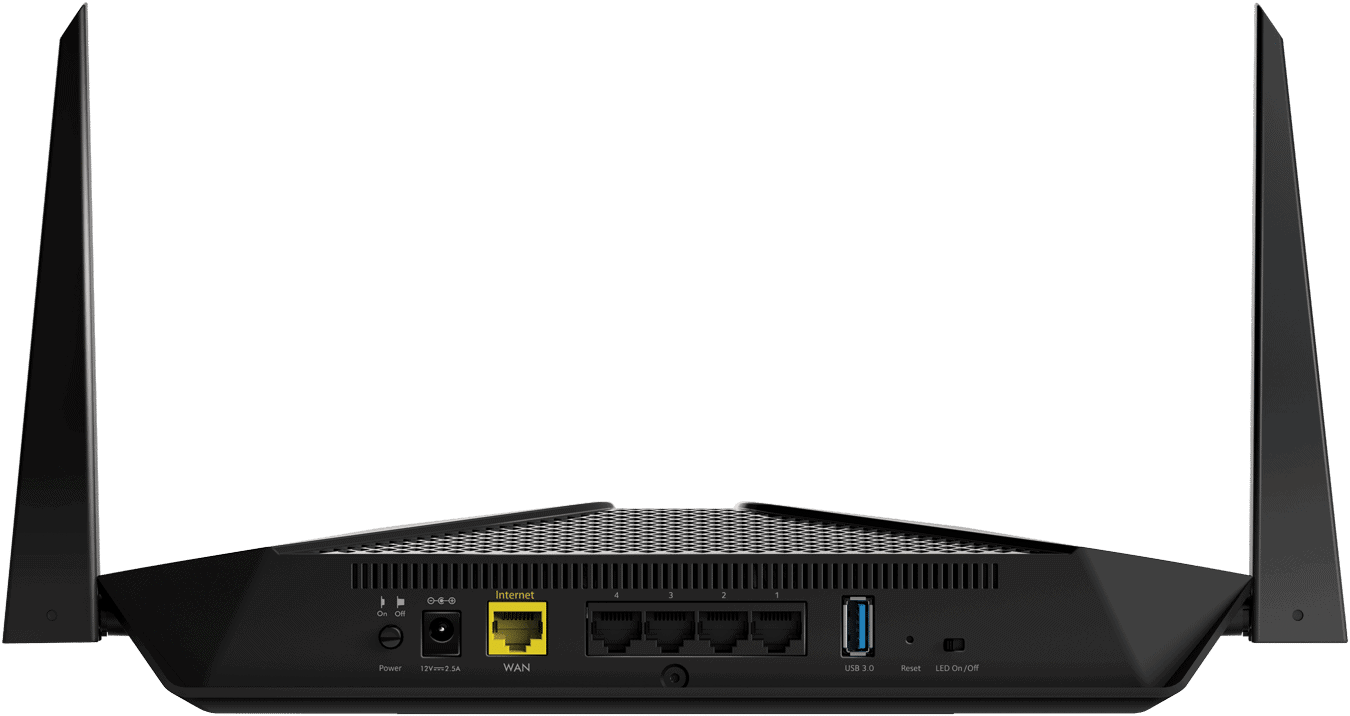 NIGHTHAWK AX3000 4-STREAM ROUTER